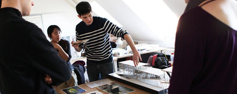 DIS Copenhagen, Architecture Design Studio, Core Course