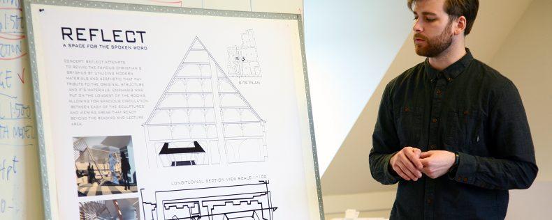 DIS Copenhagen, Interior Architecture Foundations Studio, Core Course
