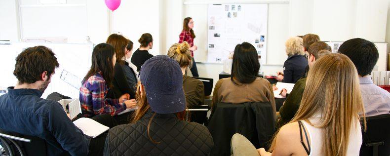 DIS Copenhagen, Interior Architecture Studio, Core Course