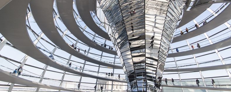 DIS Copenhagen, Core Course Week Study Tour to Berlin, Architecture & Design Program