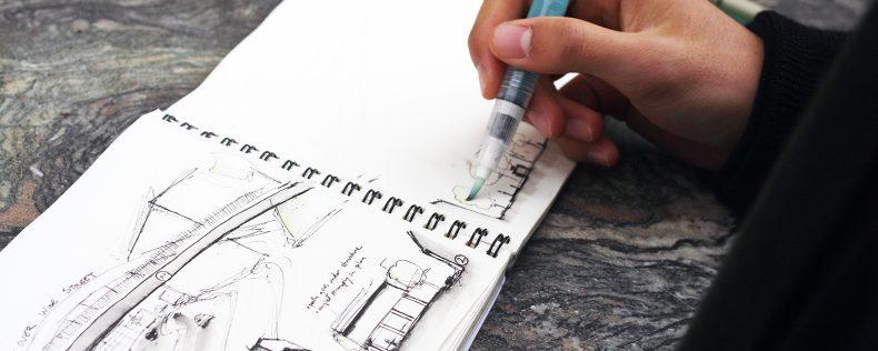 Urban Design Foundations Studio, semester core course at DIS Copenhagen