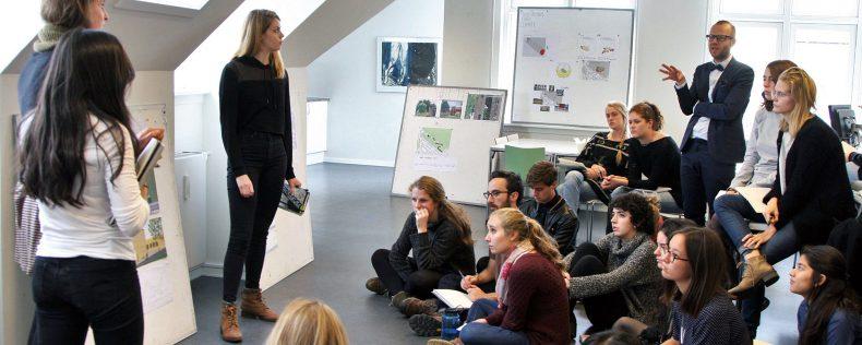 Urban Design Studio core course at DIS Copenhagen
