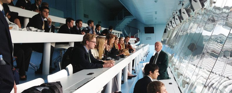 DIS Copenhagen, Business Program Study Tour London