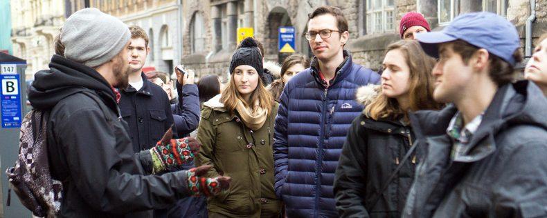 Helsinki-Riga, Week-long Study Tour, European Business Strategy, DIS Copenhagen