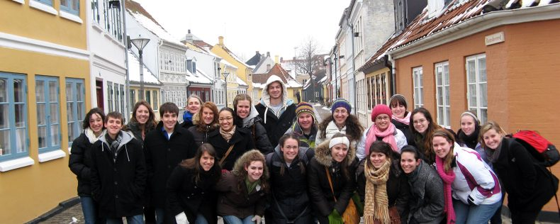 DIS Copenhagen, Child Development & Diversity Program Core Course Week Study Tour to Western Denmark