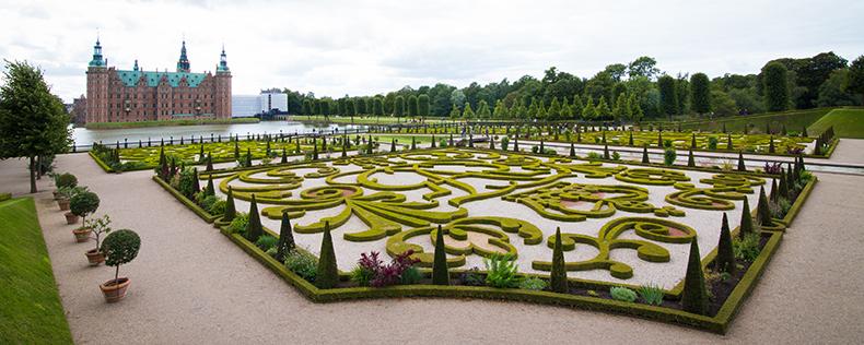 Garden Art in European Culture, Semester Course