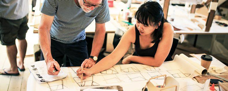 DIS Copenhagen, Furniture Design Studio core course