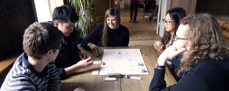 DIS Copenhagen, Game Development: Programming and Practice, core course week study tour to Western Denmark