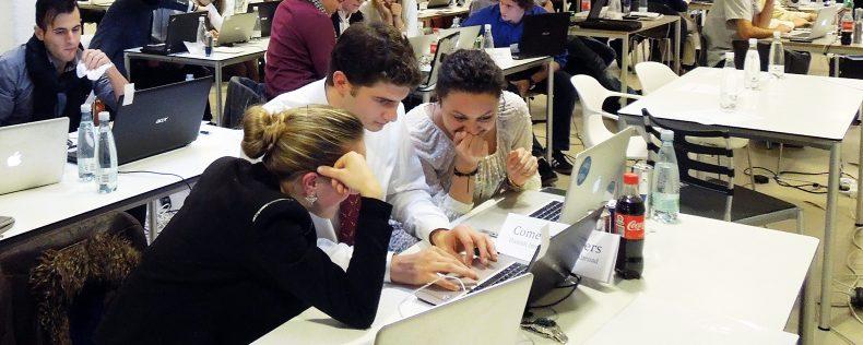 DIS Copenhagen, Globalization and European Economies, semester core course