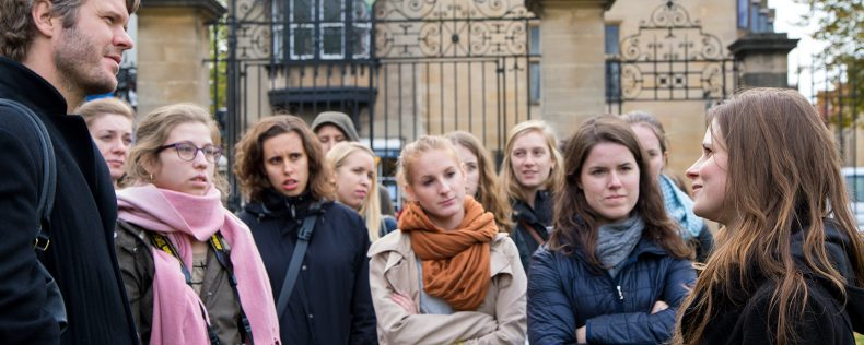DIS Copenhagen, Strategic Communications, Week-long Study Tour to London