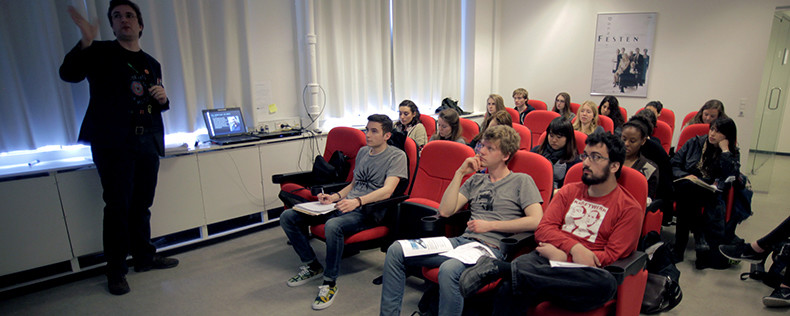 European Documentary Film, Semester Course