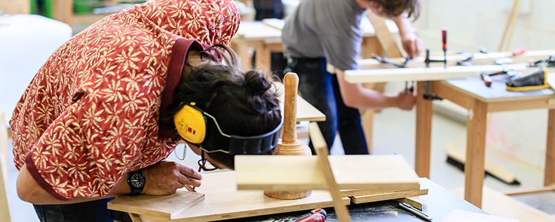 Furniture Design Studio, Semester Core Course At DIS Copenhagen