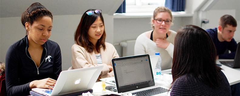 Game Development Lab, elective course at DIS Copenhagen