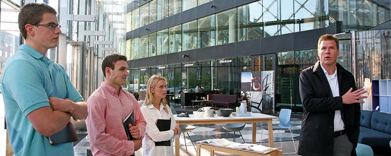 Globalization and European Economies, semester core course at DIS Copenhagen