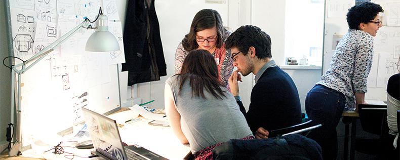 Graphic Design Foundations Studio Semester Core Course At DIS Copenhagen