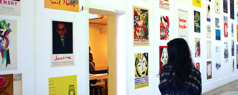 Graphic Design Foundations Studio, Core Course