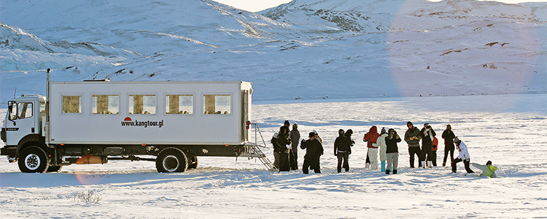 Ice Cores and Ice Ages: Greenlandic Climate Change Case Study, semester core course at DIS Copenhagen