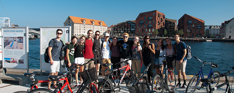 Integrated Climate Change Planning, elective course at DIS Copenhagen