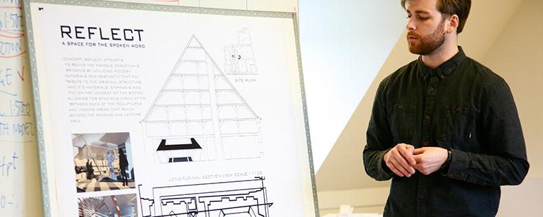 Interior Architecture Foundations Studio, Core Course