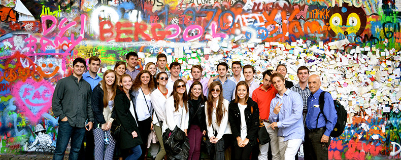 Berlin-Prague, Week-Long Study Tour, International Business Program