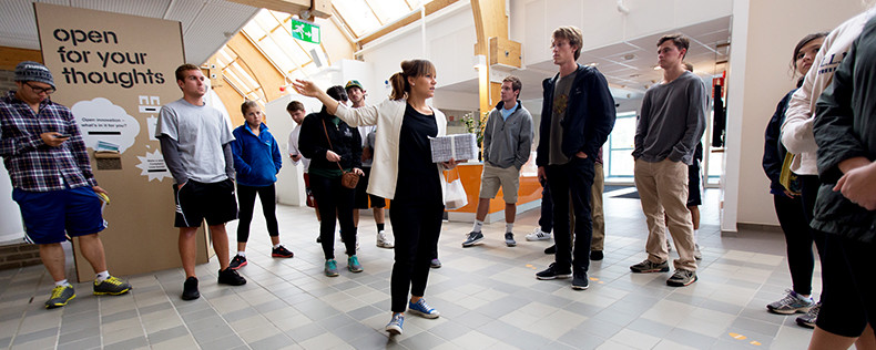 Southern Sweden, Week-Long Study Tour, International Business Program