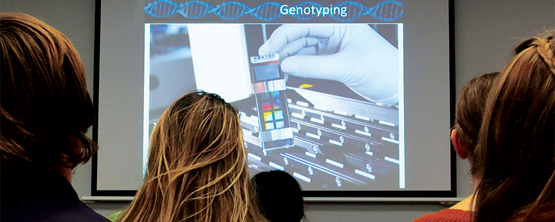 Medical Biotechnology and Drug Development, semester core course at DIS Copenhagen