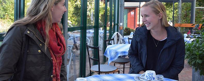 Southern Sweden, Core Course Week Study Tour, Communication Program