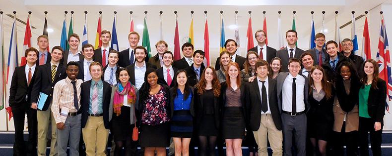 Brussels-The Hague, Week-Long Study Tour, European Politics Program