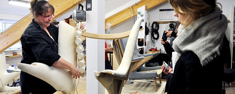 Western Denmark Core Course Week Study Tour Furniture Design Program