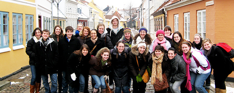 Western Denmark, Core Course Week Study Tour, Neuroscience Program
