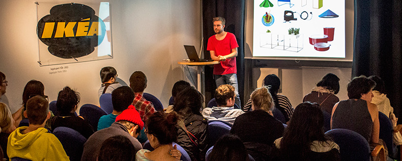 Finland-Sweden, Week-Long Study Tour, Furniture Design Program