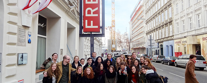 Vienna, Week-Long Study Tour, Psychology Program