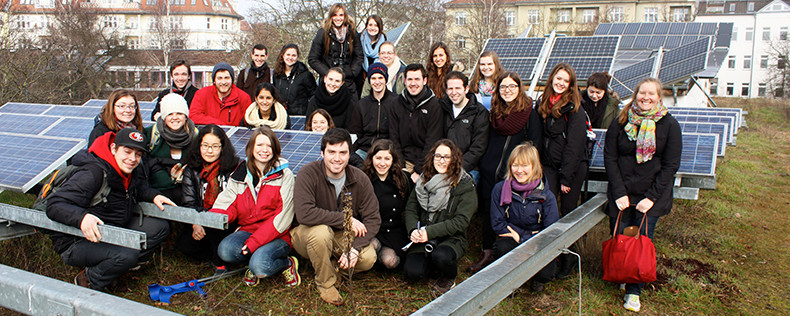 Germany, Week-Long Study Tour, Sustainability Program