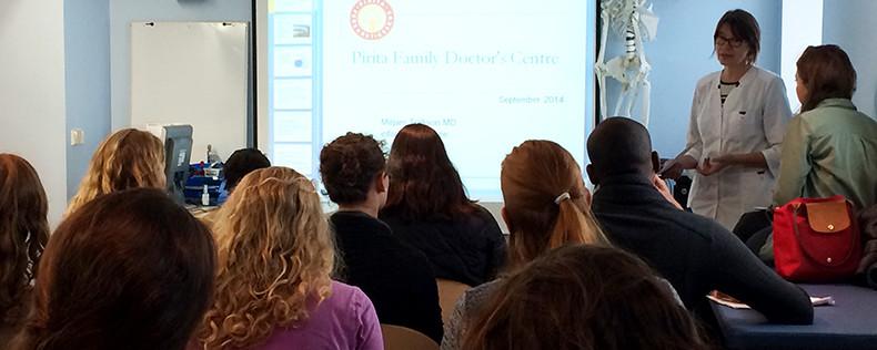 Helsinki-Tallinn, Week-Long Study Tour, Public Health Program