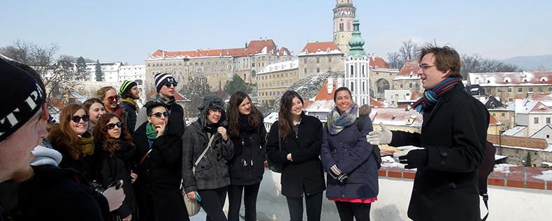 Prague-Vienna, Week-Long Study Tour, European Humanities Program