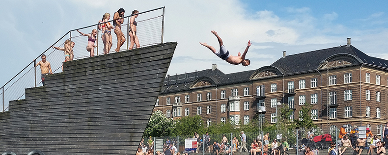 European Urban Experience, The: Why Cities Matter, semester core course at DIS Copenhagen