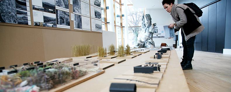 Urban Design Studio, Core Course