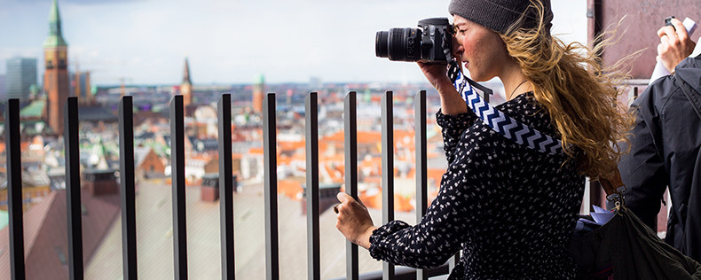 Urban Exploration Photography Workshop, DIS Copenhagen semester course