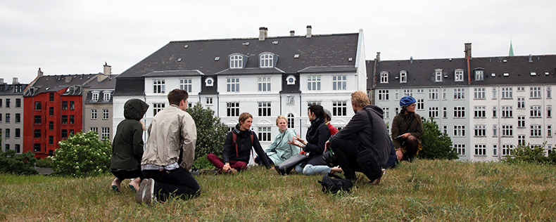 Urban Studies program at DIS Copenhagen