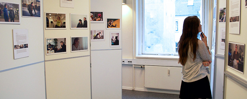 Ways of Seeing: Storytelling through Photography, Semester Course