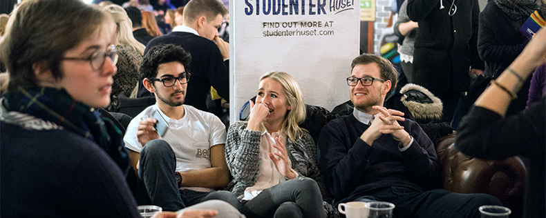 Quiz Night in English at Studenterhuset, DIS Copenhagen