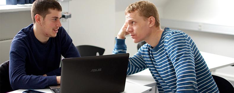 Computational Analysis of Big Data, elective course at DIS Copenhagen