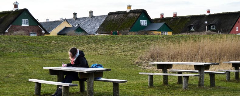 DIS Copenhagen, A Sense of Place in European Literature core course