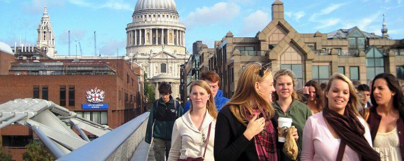 DIS Copenhagen, Child Development & Diversity Program, Week-Long Study Tour, England