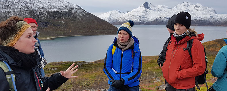 DIS Copenhagen, Polar Biology, Study Tour to Arctic Norway
