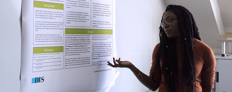 Happiness Lab: Positive Psychology, elective course at DIS Copenhagen