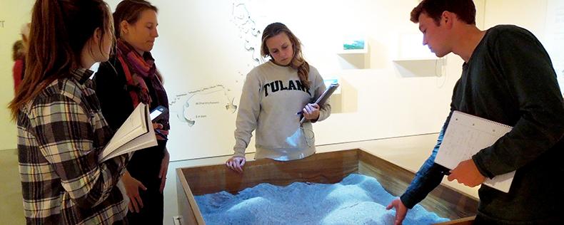 Polar Biology semester core course at DIS Copenhagen