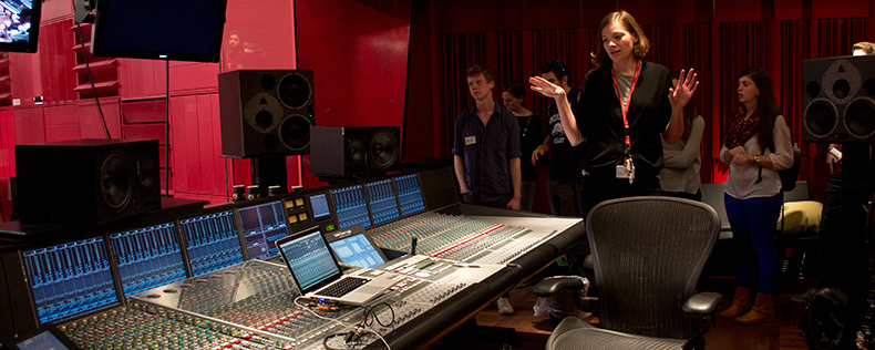 Podcast Production, The Impact of Sound, elective semester course at DIS Copenhagen