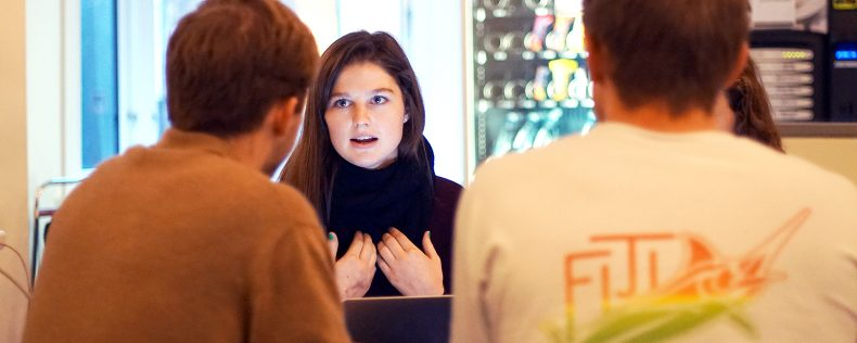 DIS Copenhagen, Innovation & Entrepreneurship core course