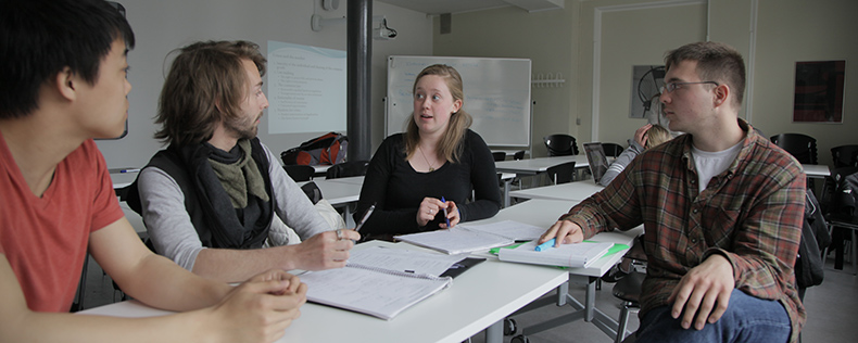 Enrich Your Academic Experience at DIS Copenhagen